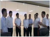 中国宝武集团党委书记、董事长陈德荣一行到