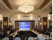 2019中国(河南)英国经贸论坛郑州举办 签署合作计划