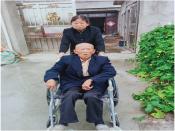 93岁老人夸儿媳