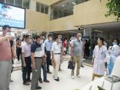 安徽阜阳市颍州区卫健系统到市妇女儿童医院