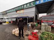 保供!保供!阜阳农产品物流中心的第一要务