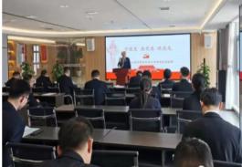 安徽弘大律师事务所举行党员律师暨青年律师演讲预选赛