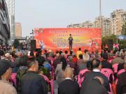 安徽阜阳市妇女儿童医院医护人员走进万达社区送健康