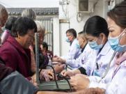 安徽阜阳市妇女儿童医院赴三塔镇洲孜村开展义诊帮扶活